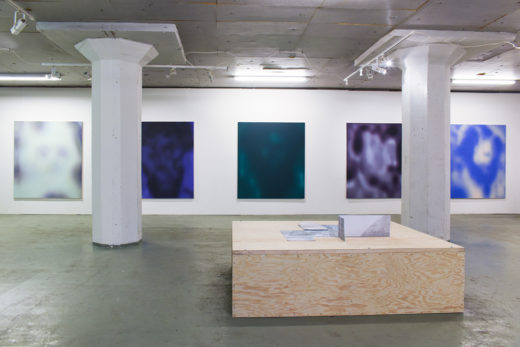 Instalation view at Galleria Huuto, Helsinki, Finland, 2015